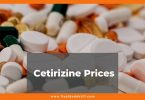 Cetirizine Prices 2021, Cetirizine 24 Hour Cost and Generic Prices, what is cetirizine and what is it used for
