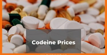 Codeine Prices 2021, Codeine 15g-30g-60g Cost and Generic Prices, what is codeine and what is it used for, current prices